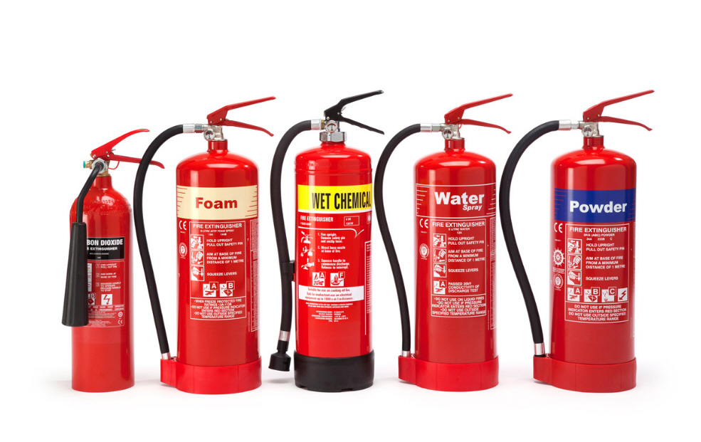 Fire Extinguishers Somerset